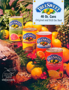 Tree Sweet Juice Food Photography in Las Vegas by Electric Pixels